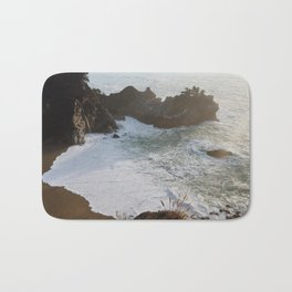 McWay Falls in Big Sur Photograph Bath Mat