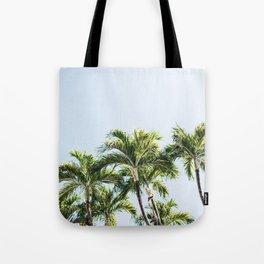 Palm Trees V3 Tote Bag