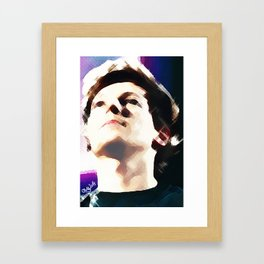 Louis Framed Art Print