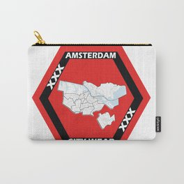 Amsterdam City Wear 1 Carry-All Pouch