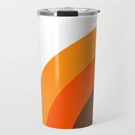 Harvest Rainbow - Left Side Travel Mug