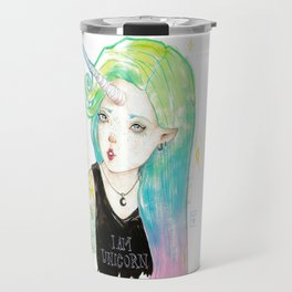 I'M A UNICORN Travel Mug