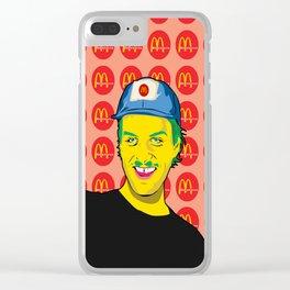 This Good Ol' Mac DeMarco Clear iPhone Case
