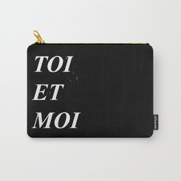 TOI ET MOI Carry-All Pouch