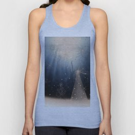 magical night Unisex Tank Top