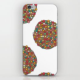 FRECKLES - WHITE iPhone Skin