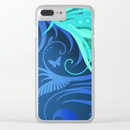 Fantasy Horse Clear iPhone Case
