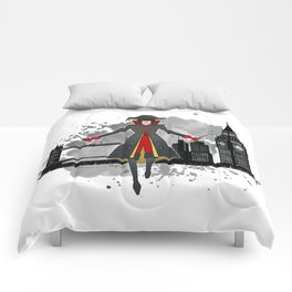 Lila Bard Comforters