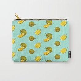 Durian II - Singapore Tropical Fruits Series Carry-All Pouch