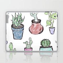 Plants and Cacti Laptop & iPad Skin