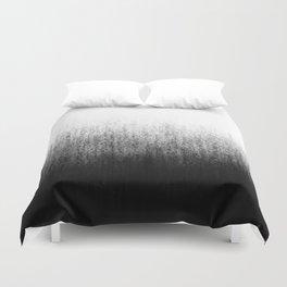 Charcoal Ombré Duvet Cover