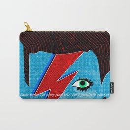 Thank You, Mr. Bowie Carry-All Pouch