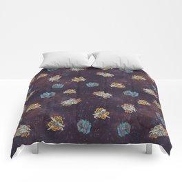 Millenium flowers Comforters