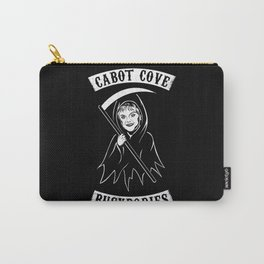 Murder She Rode Carry-All Pouch