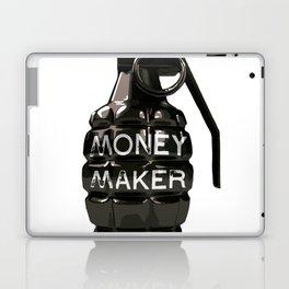 Money Maker Granade Laptop & iPad Skin