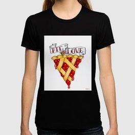 Pie Is Love T-shirt