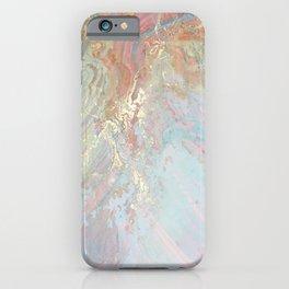 Marble Art V10 #society6 iPhone Case