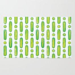 Cucumber Stripes I Rug