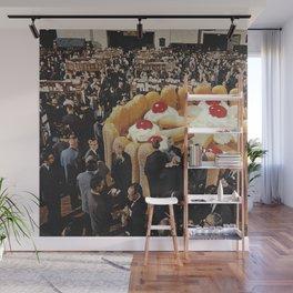 Trading Floor Wall Mural