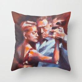SHARING Throw Pillow
