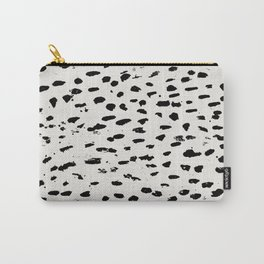 Modern Polka Dots Carry-All Pouch