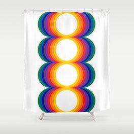 Radiate - Spectrum Shower Curtain