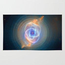 Cat's Eye Nebula Rug