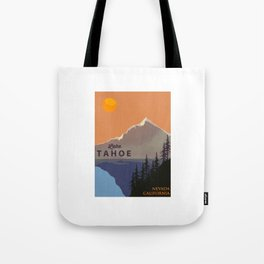 Lake Tahoe. Tote Bag
