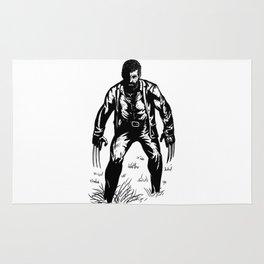Black Oldman Logan Rug