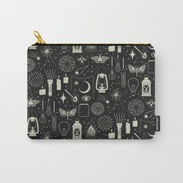 Light the Way: Glow Carry-All Pouch