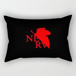 Nerv Logo Rectangular Pillow