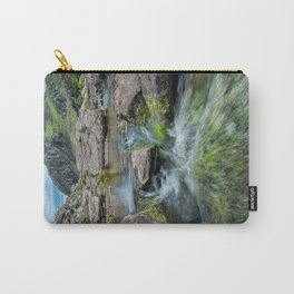 Tryfan Mountain Stream  Carry-All Pouch