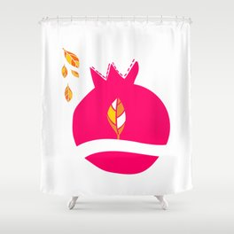 Sweet  Fall Shower Curtain