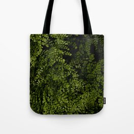 Small leaves Tote Bag