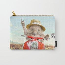 VITO VIAGGI Carry-All Pouch