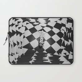 She Tripped! Laptop Sleeve