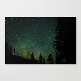 Wednesday Night Canvas Print