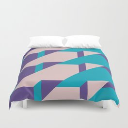 Abstract Glow #society6 #glow #pattern Duvet Cover