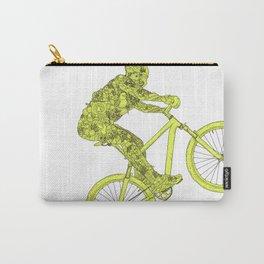 mountain biker Carry-All Pouch