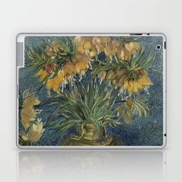 Crown Imperials in a Copper Vase Laptop & iPad Skin