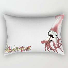 Derpy Market Squid Rectangular Pillow