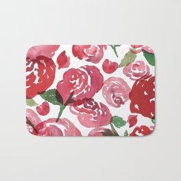 A Rose is Still a Rose Bath Mat