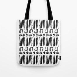 Patroon Tote Bag