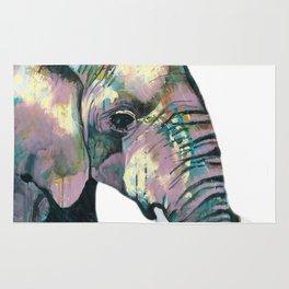 Jeweled Elephant Rug