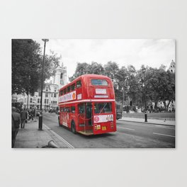 London Routemaster Canvas Print