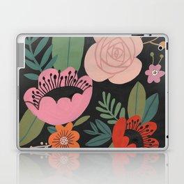 Floral Guache Laptop & iPad Skin