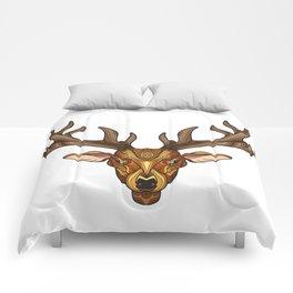 Deer Park- MI_Brown Comforters