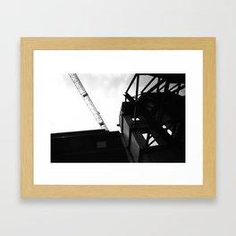 D.C. Addition Framed Art Print