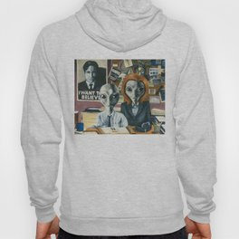 X-Files - Agent Grey Hoody