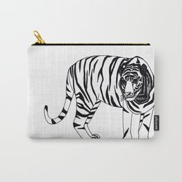 mr. tiger Carry-All Pouch
